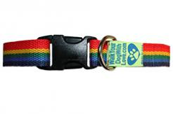 The Original Collar in Rainbow
